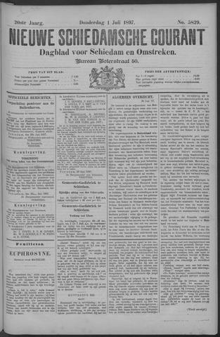 Nieuwe Schiedamsche Courant 1897-07-01