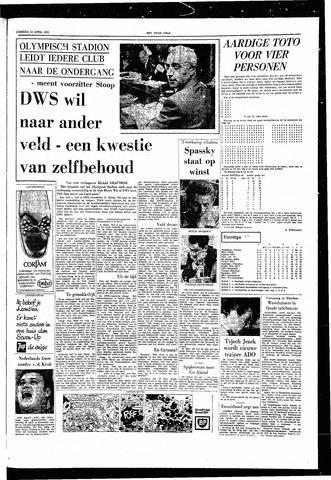 Het Vrije volk 1969-04-22