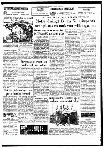Rotterdamsch Nieuwsblad / Schiedamsche Courant / Rotterdams Dagblad / Waterweg / Algemeen Dagblad 1965-06-04