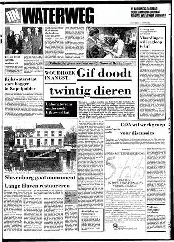 Rotterdamsch Nieuwsblad / Schiedamsche Courant / Rotterdams Dagblad / Waterweg / Algemeen Dagblad 1983-03-10
