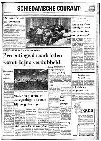 Rotterdamsch Nieuwsblad / Schiedamsche Courant / Rotterdams Dagblad / Waterweg / Algemeen Dagblad 1974-08-20