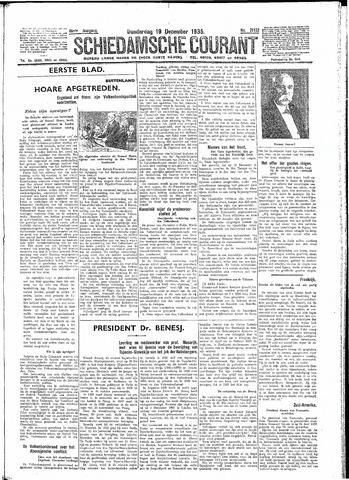 Schiedamsche Courant 1935-12-19