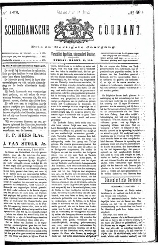 Schiedamsche Courant 1879-06-09