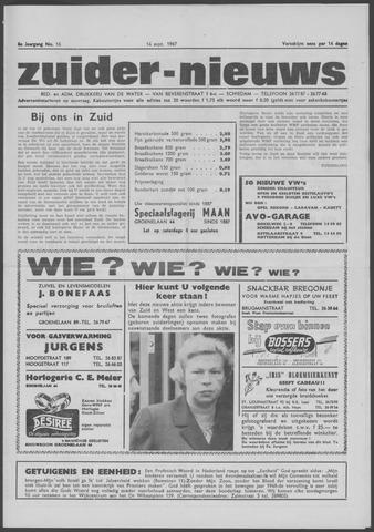 Zuider Nieuws 1967-09-14