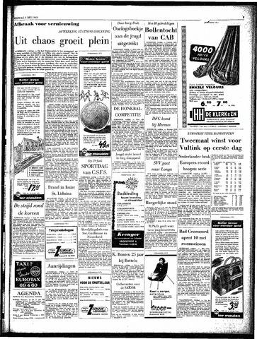 Rotterdamsch Parool / De Schiedammer 1963-05-03