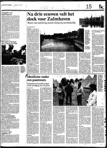 Rotterdamsch Nieuwsblad / Schiedamsche Courant / Rotterdams Dagblad / Waterweg / Algemeen Dagblad 1991-05-11
