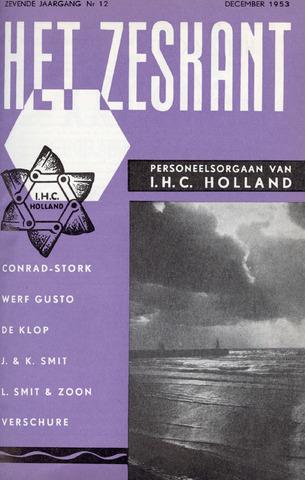 Het Zeskant 1953-12-01