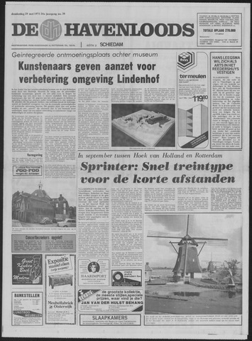 De Havenloods 1975-05-29