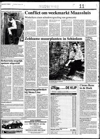 Rotterdamsch Nieuwsblad / Schiedamsche Courant / Rotterdams Dagblad / Waterweg / Algemeen Dagblad 1991-08-15
