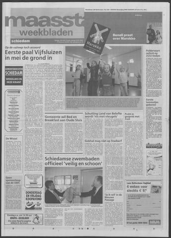 Maaspost / Maasstad / Maasstad Pers 2005-02-09