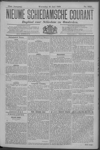 Nieuwe Schiedamsche Courant 1909-06-16