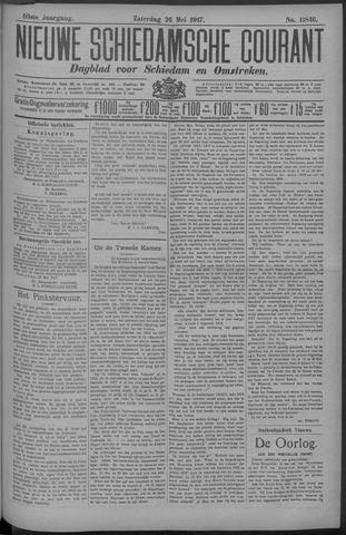 Nieuwe Schiedamsche Courant 1917-05-26