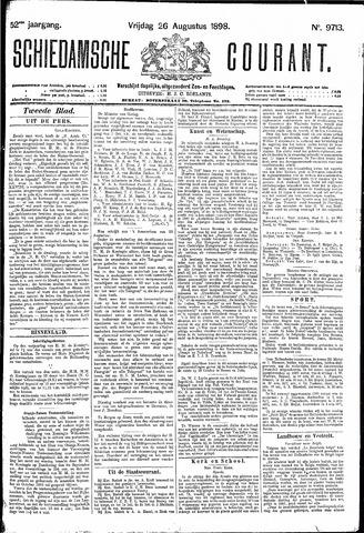 Schiedamsche Courant 1898-08-26