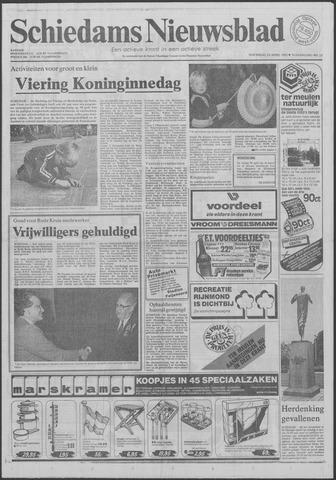 Schiedams Nieuwsblad 1982-04-28