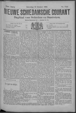 Nieuwe Schiedamsche Courant 1901-10-12