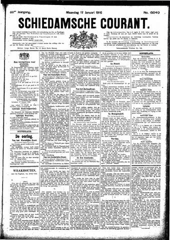 Schiedamsche Courant 1916-01-17
