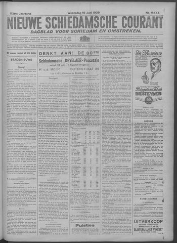 Nieuwe Schiedamsche Courant 1929-06-19