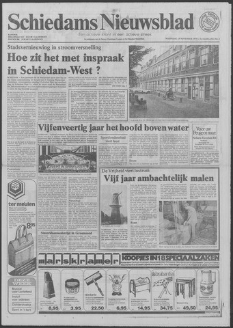 Schiedams Nieuwsblad 1979-11-14