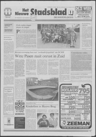 Het Nieuwe Stadsblad 1995-04-19