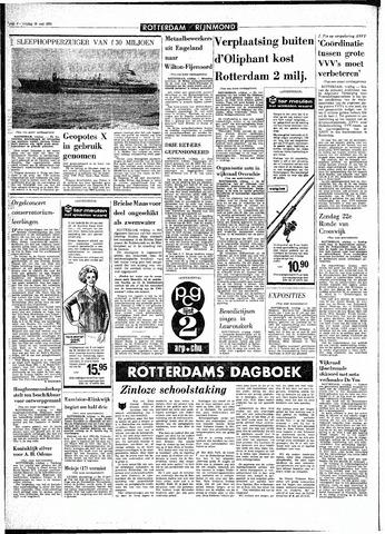 Rotterdamsch Parool / De Schiedammer 1970-05-29