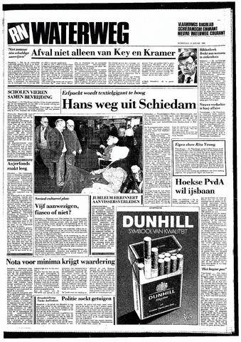 Rotterdamsch Nieuwsblad / Schiedamsche Courant / Rotterdams Dagblad / Waterweg / Algemeen Dagblad 1985-01-16