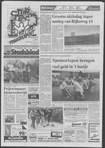 Het Nieuwe Stadsblad 1990-04-13