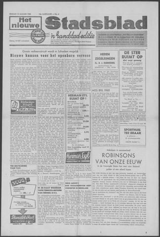 Het Nieuwe Stadsblad 1960-01-15