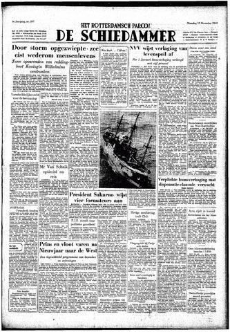 Rotterdamsch Parool / De Schiedammer 1949-12-19