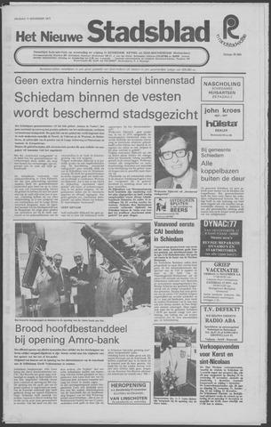 Het Nieuwe Stadsblad 1977-11-11