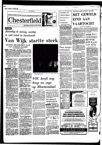 Rotterdamsch Parool / De Schiedammer 1966-08-15