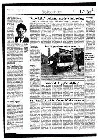 Rotterdamsch Nieuwsblad / Schiedamsche Courant / Rotterdams Dagblad / Waterweg / Algemeen Dagblad 1993-01-22
