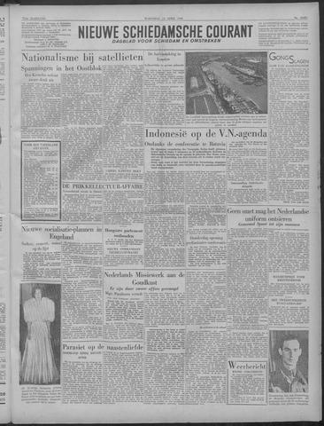 Nieuwe Schiedamsche Courant 1949-04-13