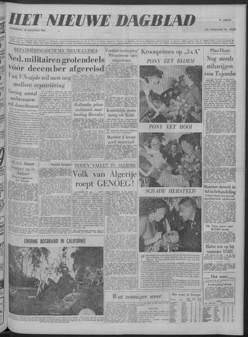 Nieuwe Schiedamsche Courant 1962-08-30
