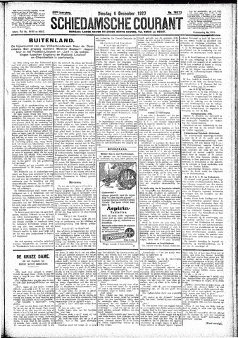Schiedamsche Courant 1927-12-06