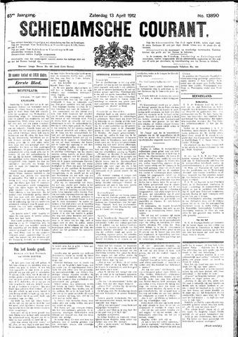Schiedamsche Courant 1912-04-13