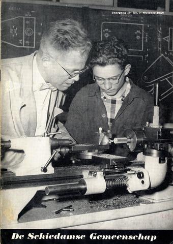 Schiedamse Gemeenschap (tijdschrift) 1958-10-01
