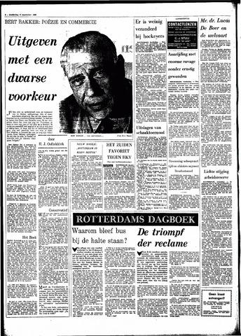 Rotterdamsch Parool / De Schiedammer 1966-09-08