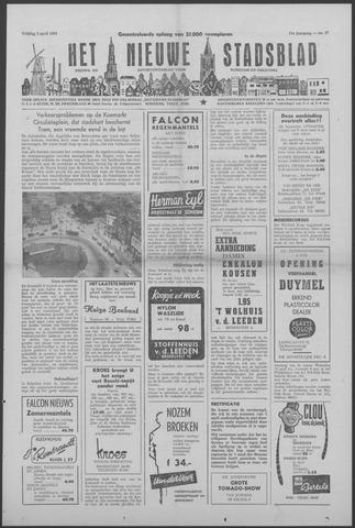 Het Nieuwe Stadsblad 1959-04-03