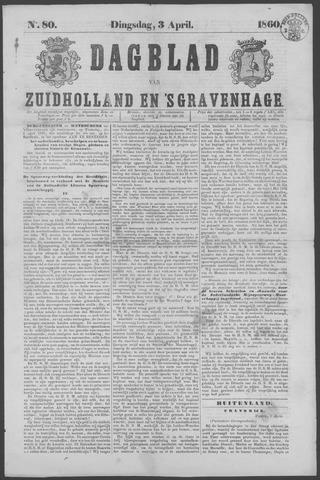 Dagblad van Zuid-Holland 1860-04-03