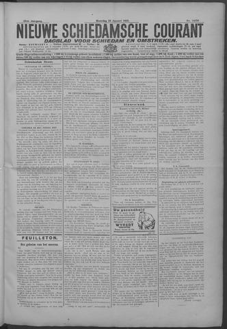 Nieuwe Schiedamsche Courant 1925-01-26