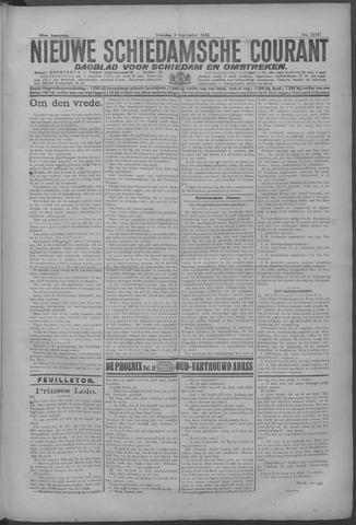 Nieuwe Schiedamsche Courant 1925-09-08