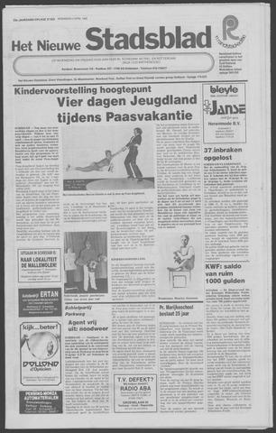 Het Nieuwe Stadsblad 1980-04-02