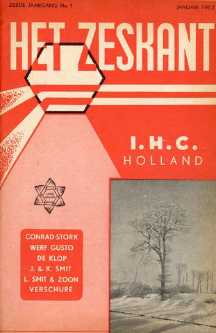 Het Zeskant 1952