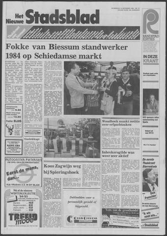 Het Nieuwe Stadsblad 1984-09-19