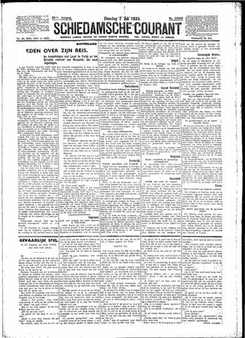 Schiedamsche Courant 1935-07-02