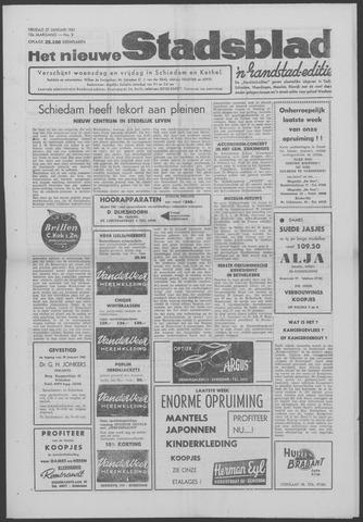 Het Nieuwe Stadsblad 1961-01-27