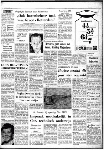 Trouw / De Rotterdammer 1970-03-04