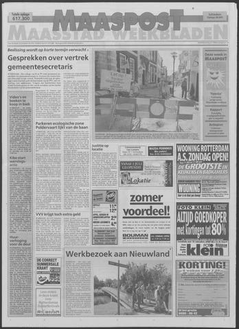 Maaspost / Maasstad / Maasstad Pers 1999-06-30