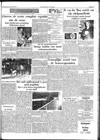 Rotterdamsch Nieuwsblad / Schiedamsche Courant / Rotterdams Dagblad / Waterweg / Algemeen Dagblad 1959-08-06