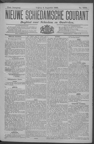 Nieuwe Schiedamsche Courant 1909-08-06
